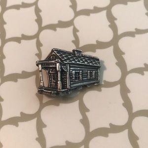 Jose Balli shotgun house pendant